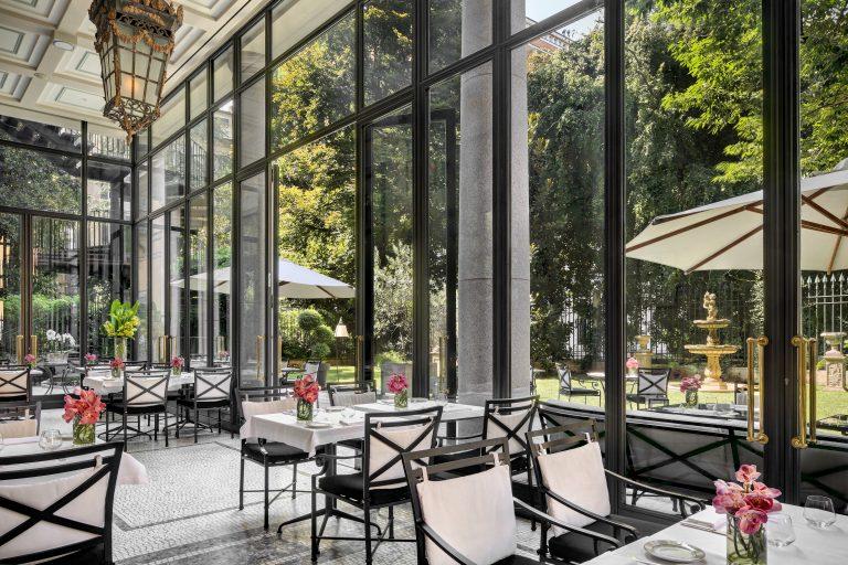 Palazzo Parigi Hotel & Grand Spa 4 WINTER GARDEN