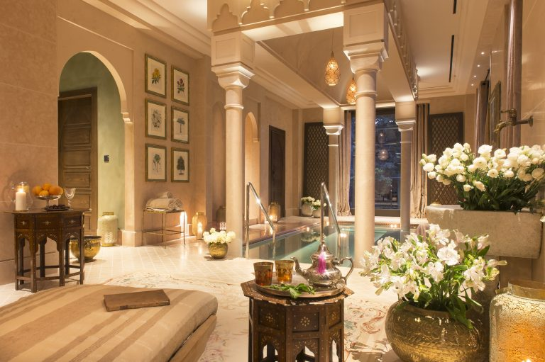 Palazzo Parigi Hotel & Grand Spa 7 HAMMAM PRIVE