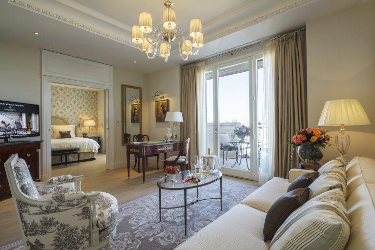 Palazzo Parigi Hotel & Grand Spa 9 PREMIUM SUITE