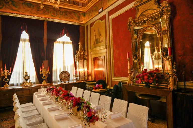 Palazzo Venart Noble floor set up _NO