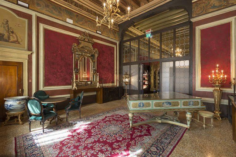 Palazzo Venart Noble floor.