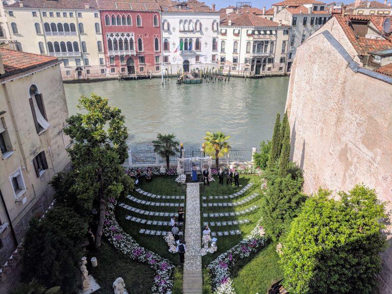 Palazzo Venart Venezia - Giardino