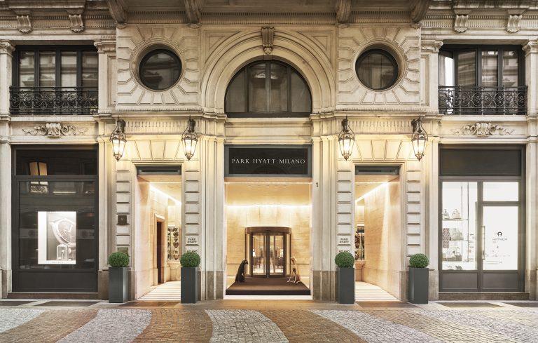 Park-Hyatt-Milan-Main-Entrance