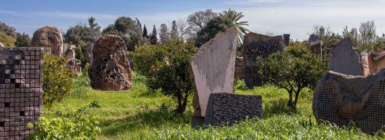 Pinuccio Sciola sound garden