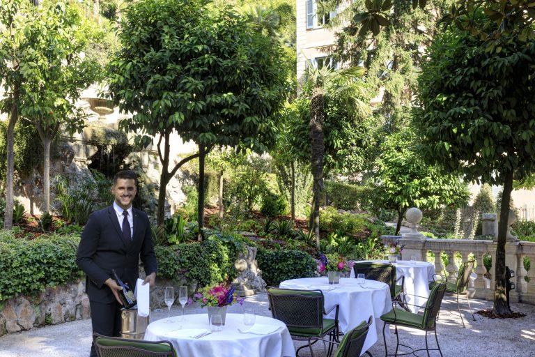 RFH Hotel de Russie Garden 2817_1 JG Jun 20