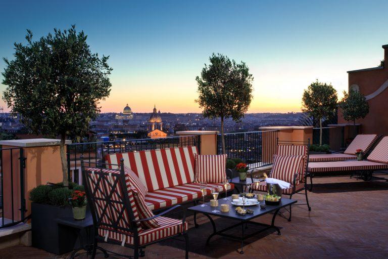 RFH Hotel de la Ville - Canova Suite 1348 JG May 19