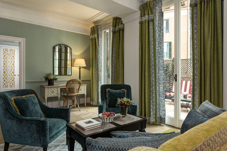 RFH Hotel de la Ville - Grand Junior Suite w Terrace #425 6588 JG Jul 19