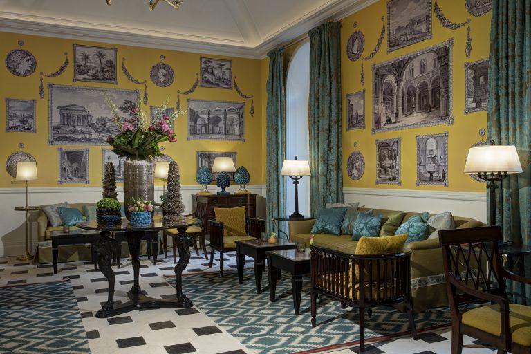 RFH Hotel de la Ville - Julep Print Room 1276 JG May 19