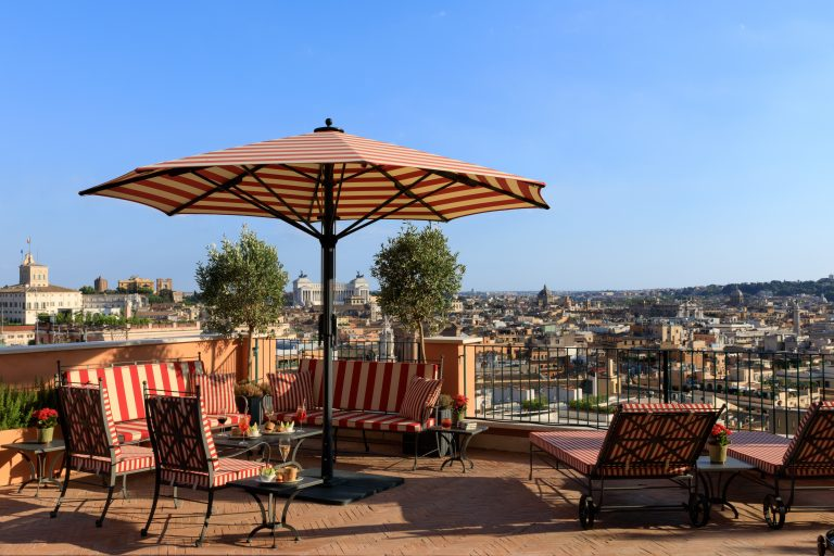 RFH Hotel de la Ville - Roma Suite 6885 JG Jul 19