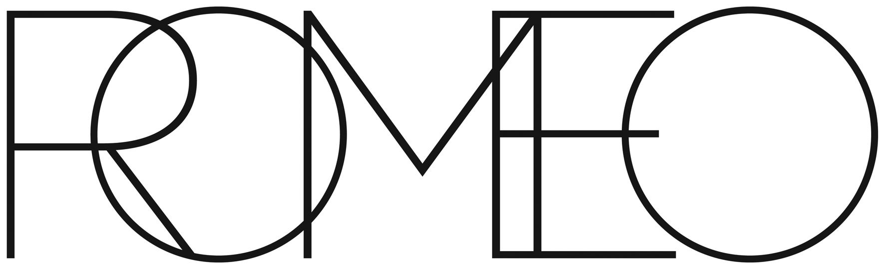 ROMEO logo BN