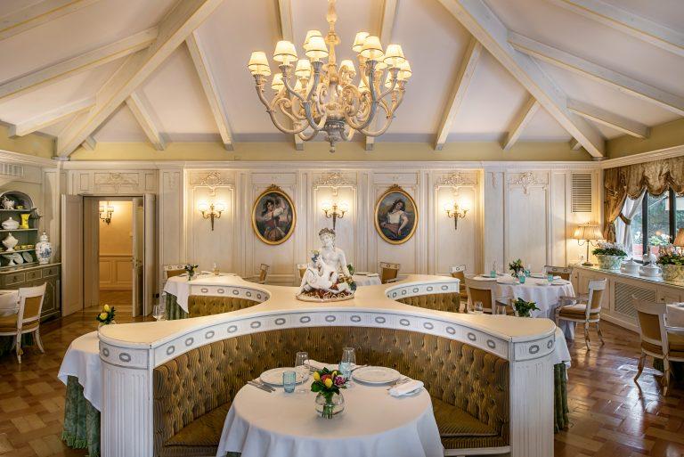 Relais & Châteaux Villa FranceschiRestaurant - 002