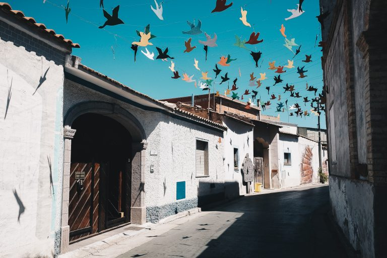 Sardinia - San Sperate
