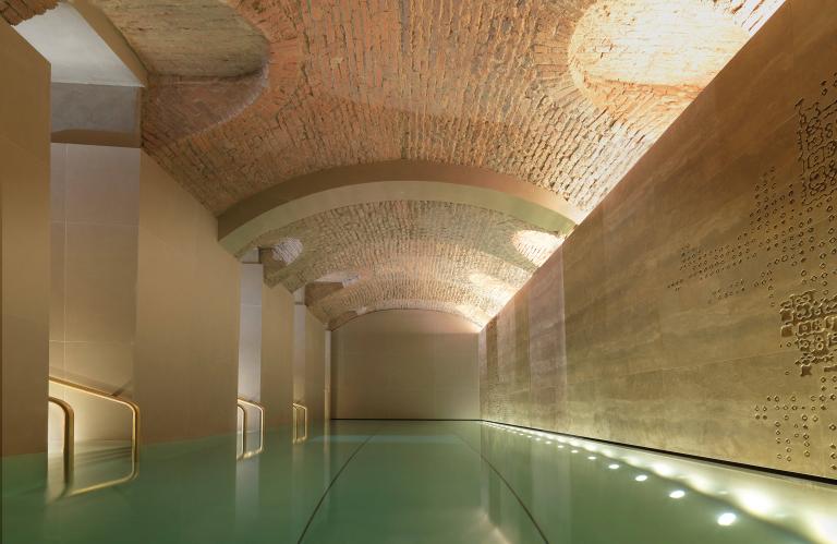 Swimming Pool, Four Seasons Hotel Milano