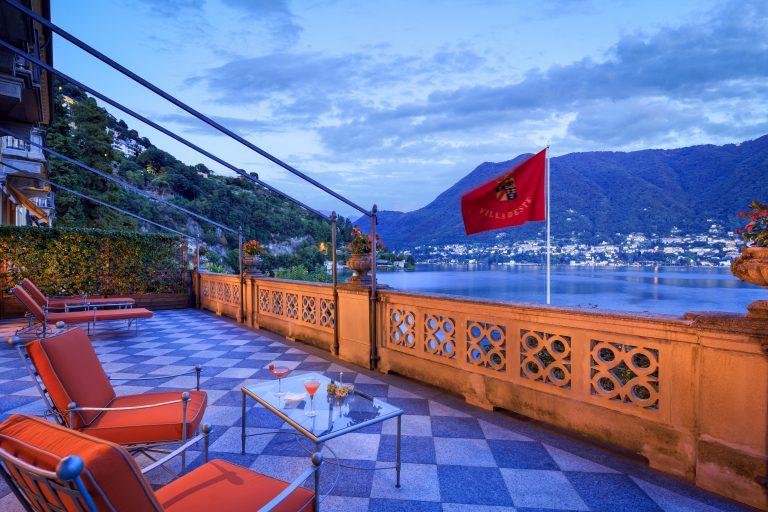 Terrace of the Cardinal Suite