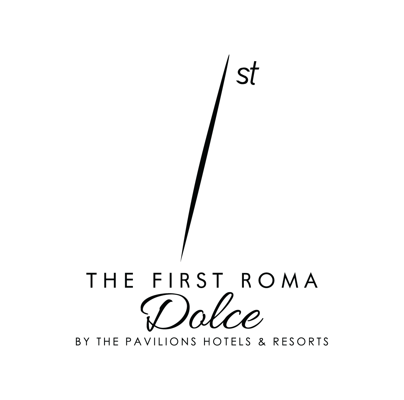 The First Roma Dolce_black