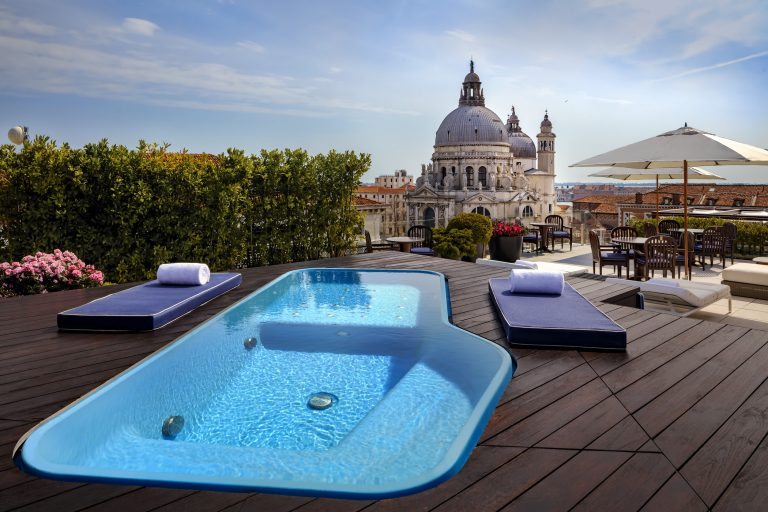 The Gritti Palace 11-The Redentore Terrazza Suite Terrace Plunging Pool