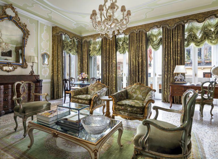 The Gritti Palace 12-The Hemingway Presidential Suite