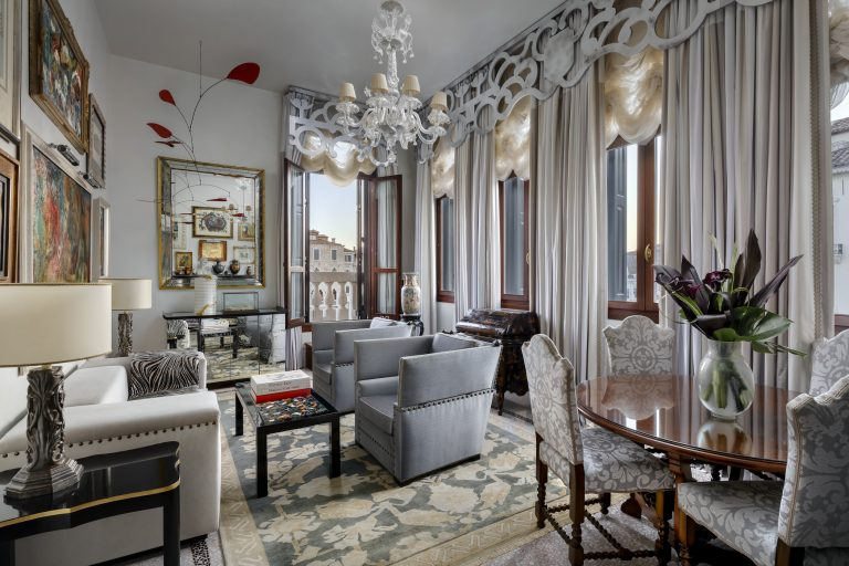 The Gritti Palace 14-Patron Grand Canal Suite