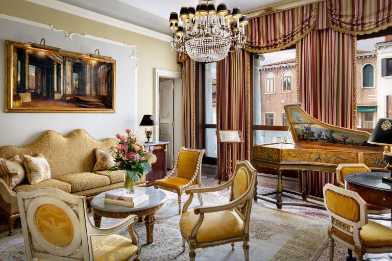 The Gritti Palace 17 -La Fenice Heritage Suite