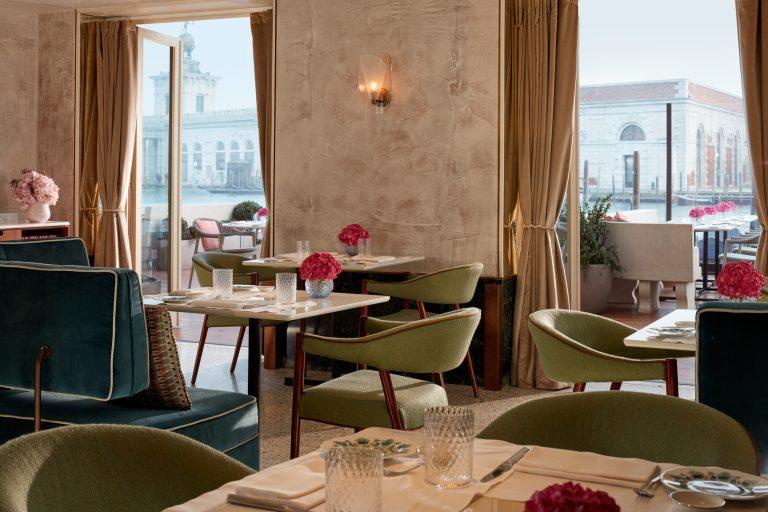 The St. Regis Venice -Gios Restaurant Garden