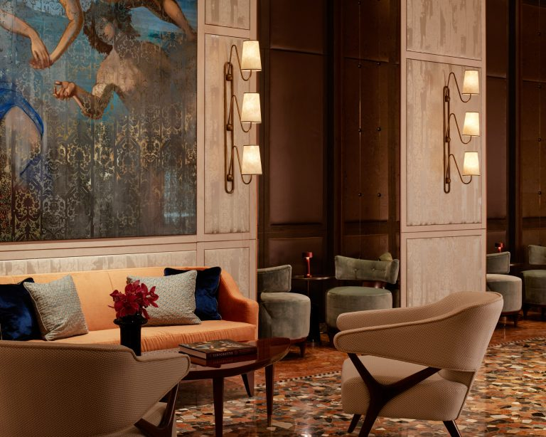 The St. Regis Venice -Gran Salone As Residence Of Artists