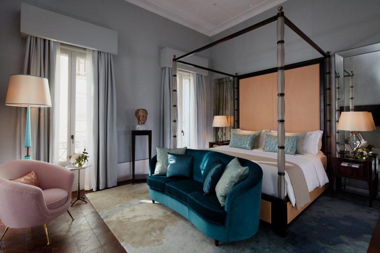 The St. Regis Venice -Presidential Suite Master Bedroom