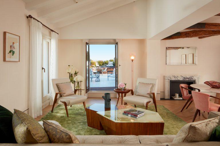 The St. Regis Venice -Santa Maria Living Room