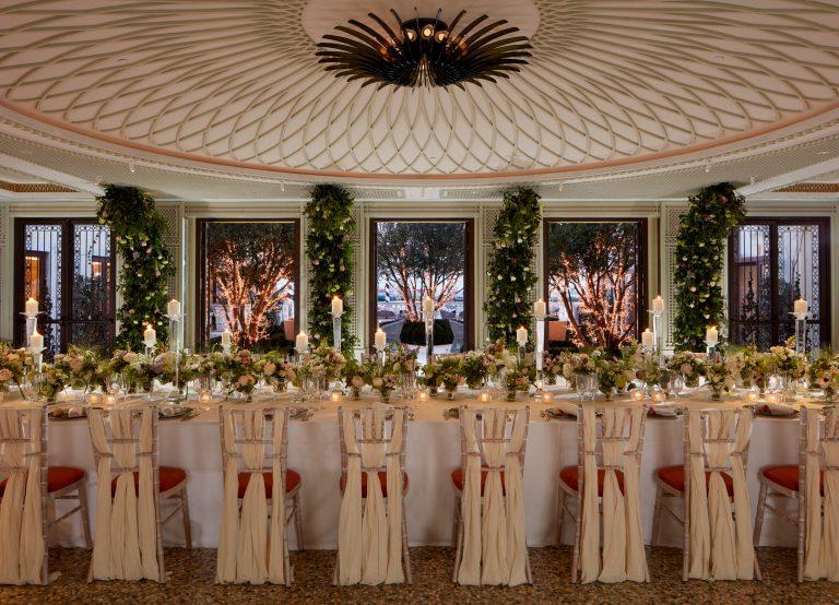 The St. Regis Venice -The Canaletto Ballroom - Wedding Celebrations