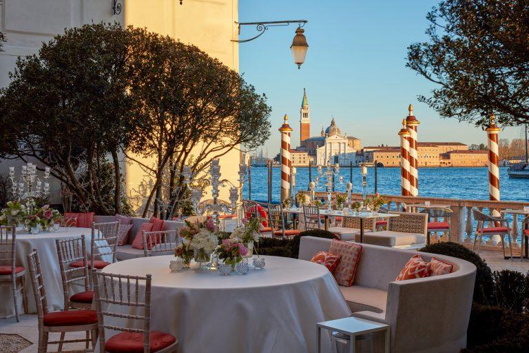 The St. Regis Venice -The Italianate Garden - Iconic Gatherings