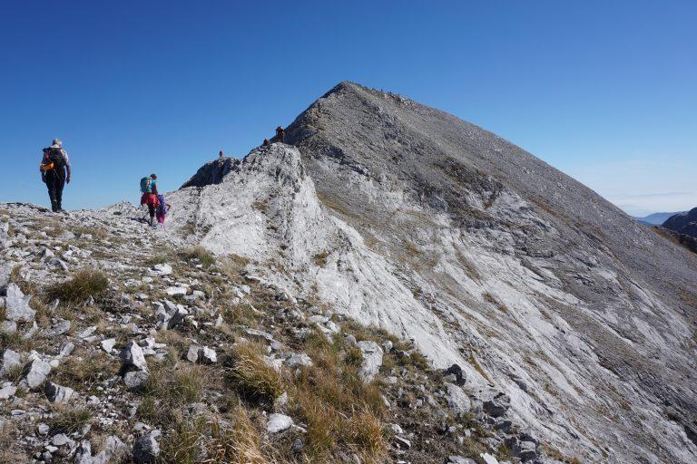 Via Vandelli - Monte Tambura peak