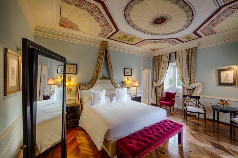 Villa Cora Deluxe Room