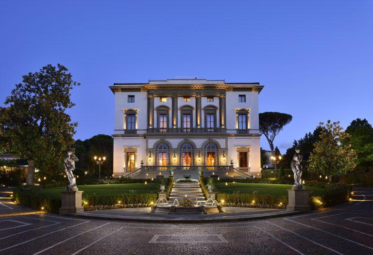 Villa Cora Exterior