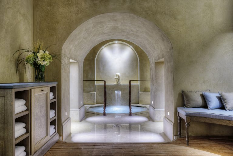 Villa La Massa Arno SPA - Roman Bathtub