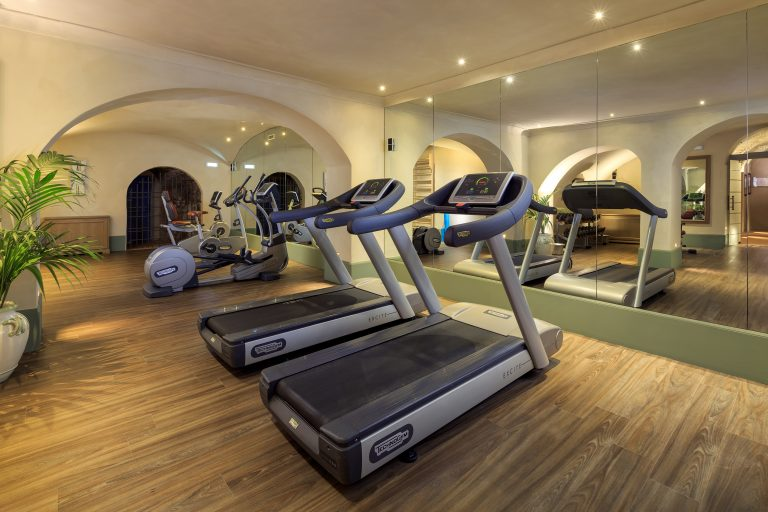 Villa La Massa Gym - Treadmills