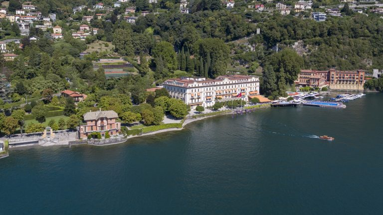 Villa d'Este view with Vaporina