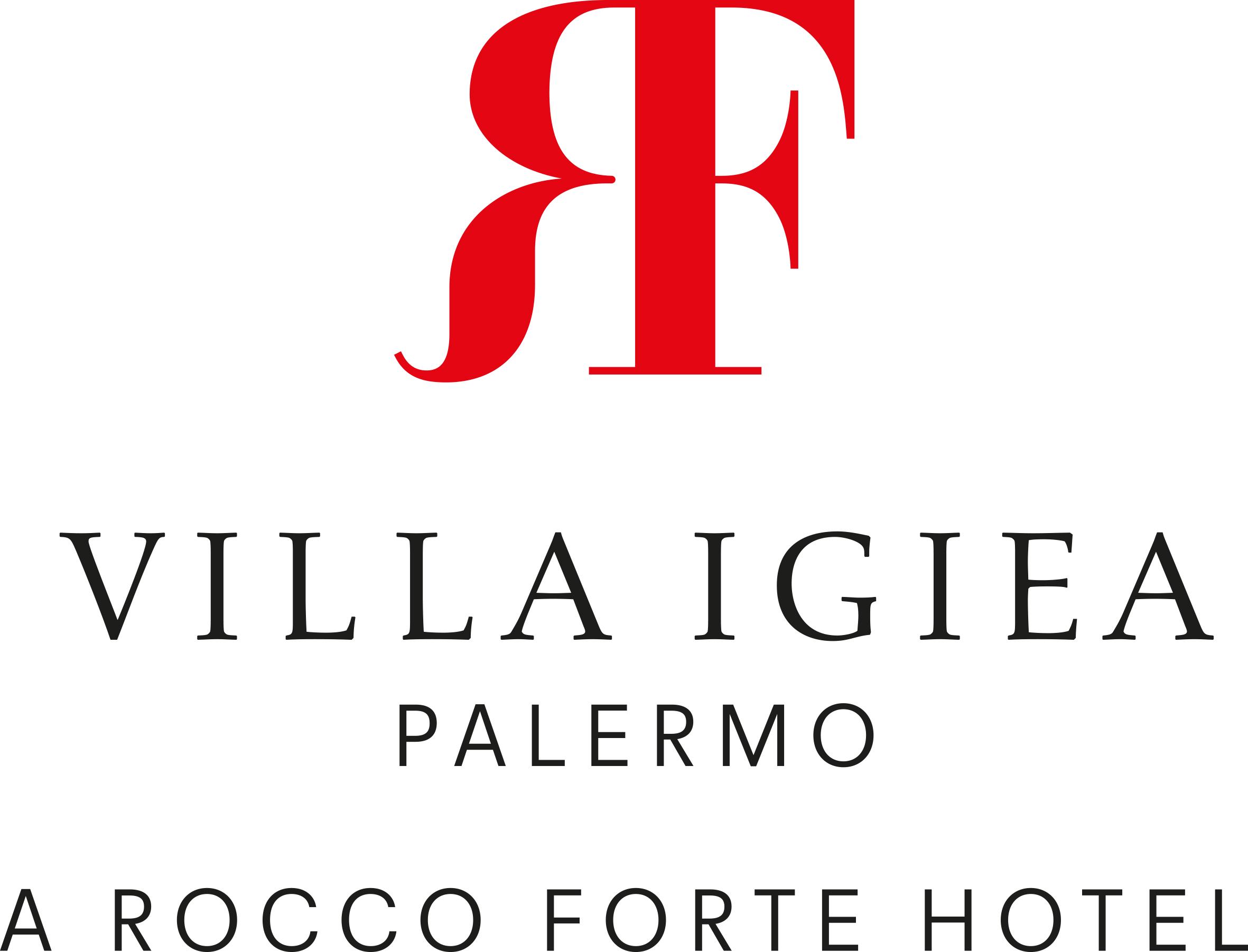 logo RFH Villa Igiea ARFH