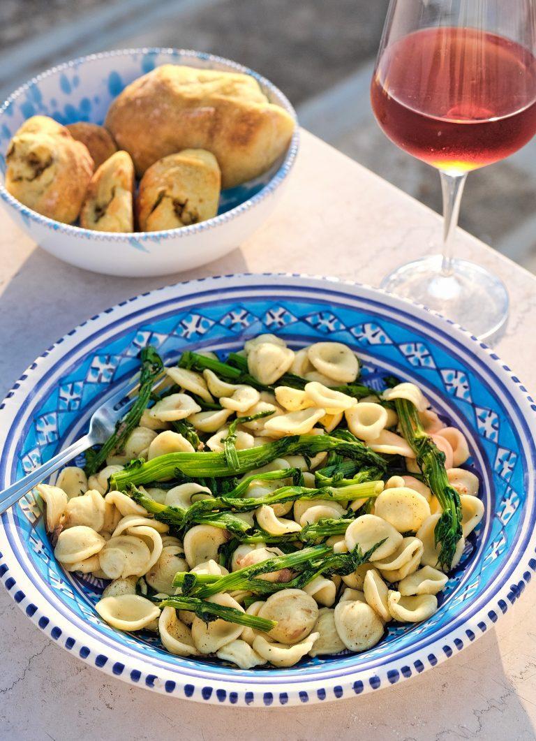 Food & wine vertical