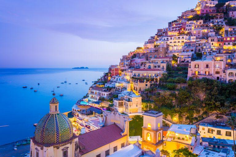Positano, Amalfi Coast, Campania, Sorrento
