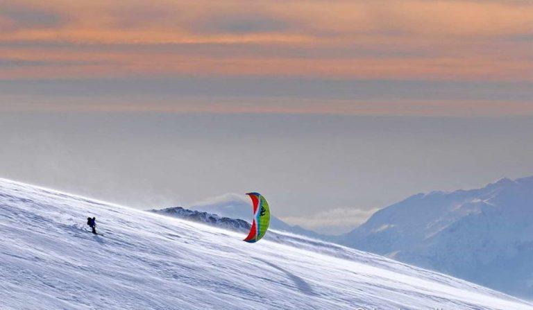 Winter at Campo Imperatore
