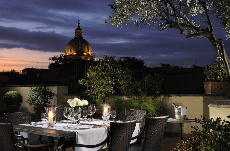 7.Starhotels Hotel d'Inghilterra_RM_Penthouse Suite (3)