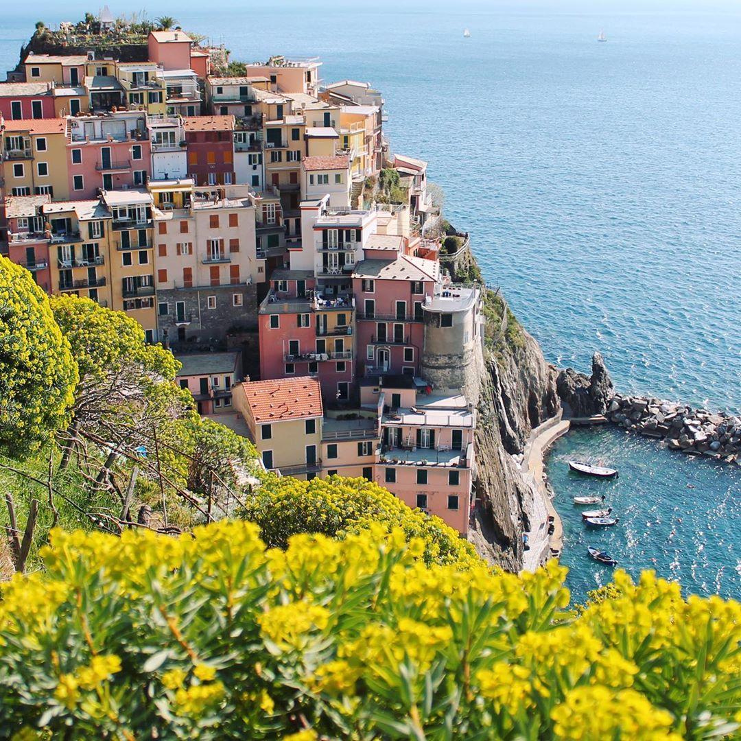 Access Italy 5 terre