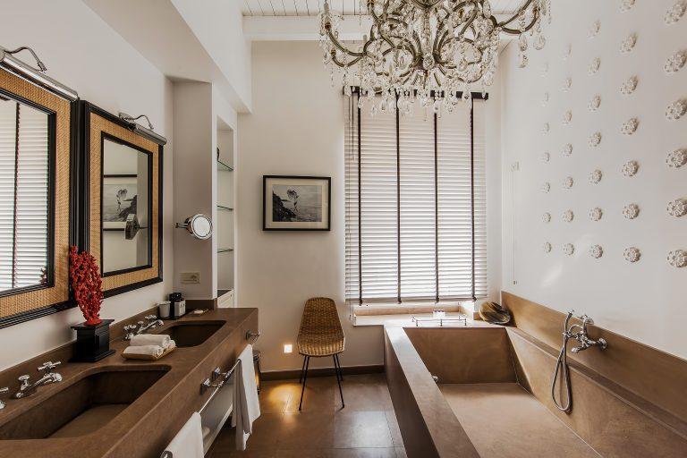 Capri Tiberio Palace Rooms - bathroom