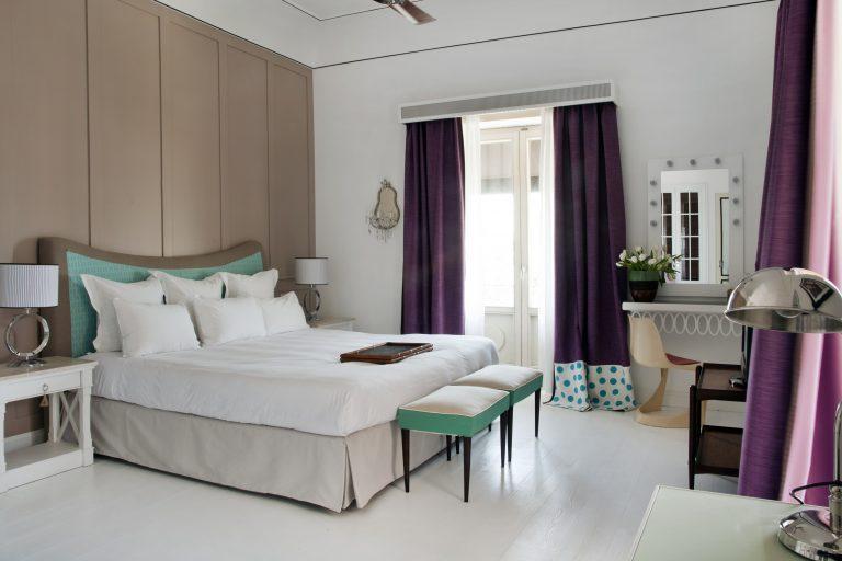 Capri Tiberio Palace Rooms - bedroom (2)