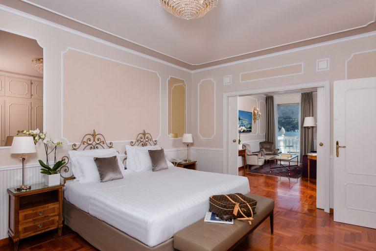 Grand Hotel Miramare Deluxe Suite