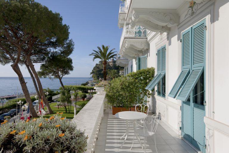 Grand Hotel Miramare Esterno