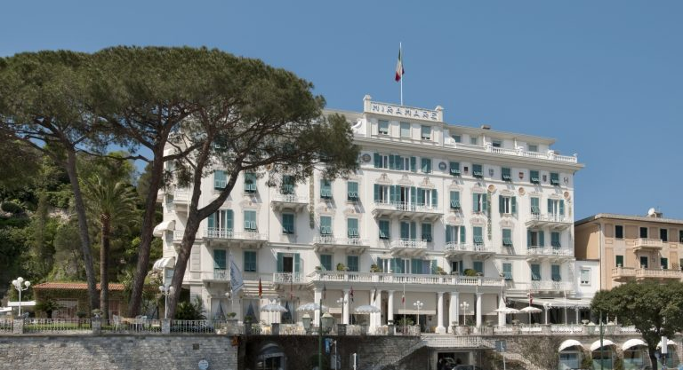 Grand Hotel Miramare Exterior view