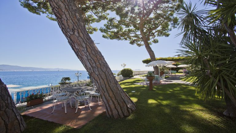 Grand Hotel Miramare Gazebo_view