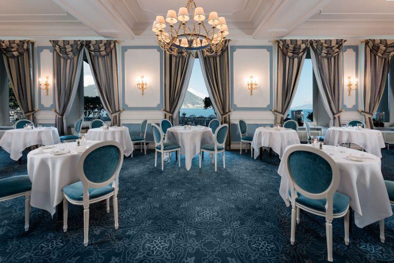 Grand Hotel Miramare Restaurant Vistamare