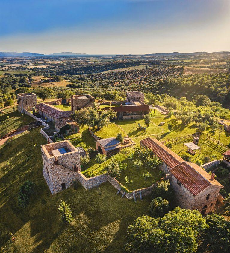 Italian Style Villas Tuscany 05