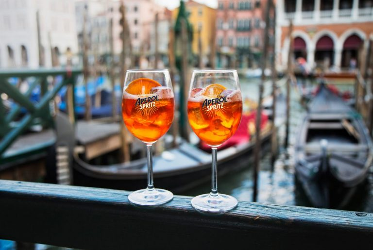 Italy with Class Aperol Venice